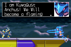 Megaman Zero 2 - Did Ikill you before? - User Screenshot
